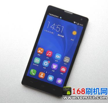 华为荣耀3C联通4G版(H30-L02)官方固件下载
